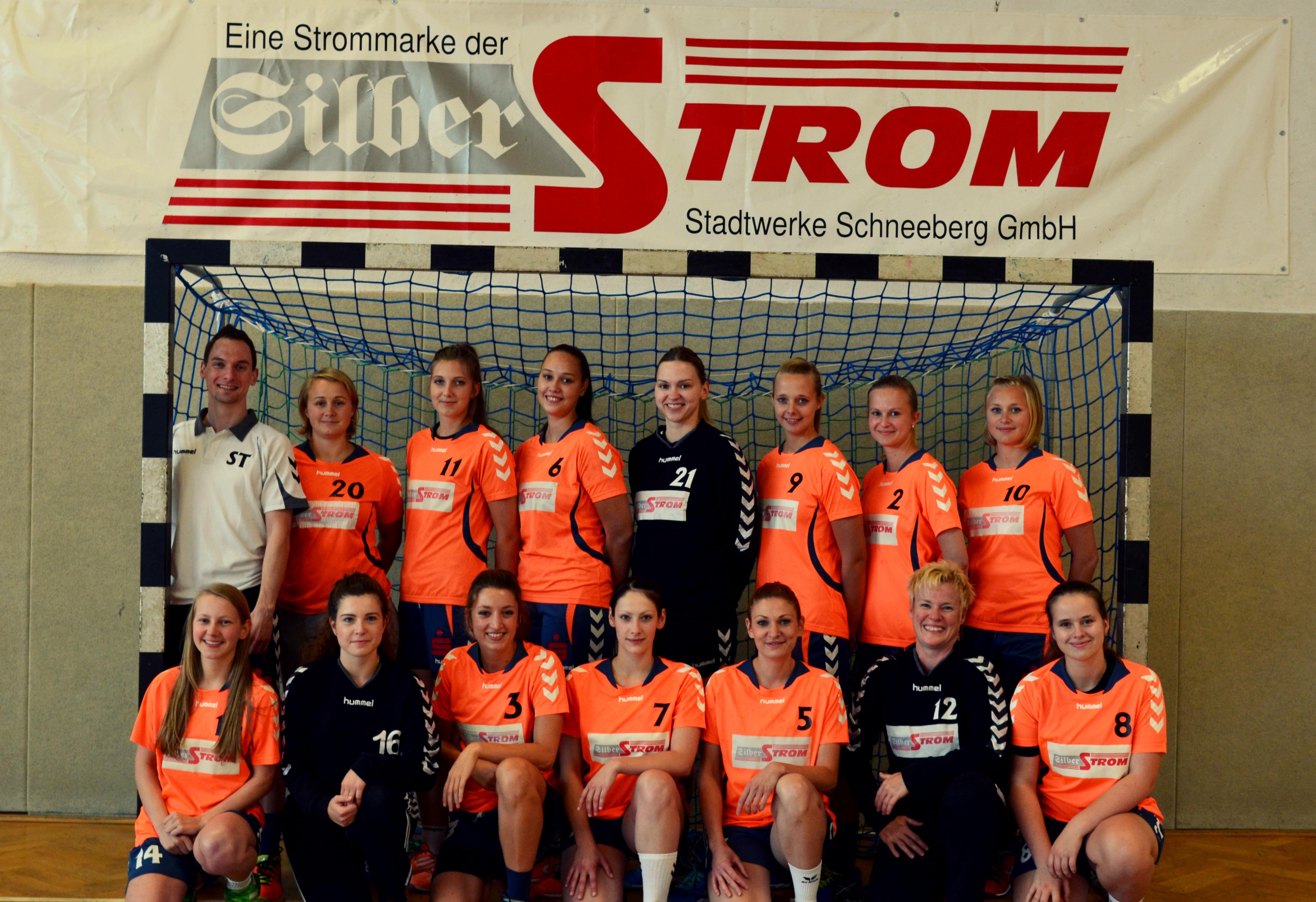 Marienberg Handball