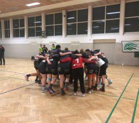 Erneute starke Mannschaftsleistung bringt zwei Punkte gegen den Tabellendritten(17:13) / 29:26
