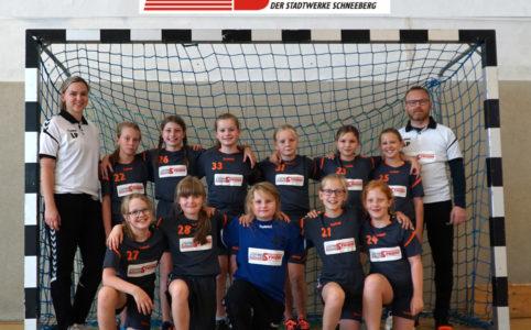 E-Jugend startet mit starken Kampfgeist in die Saison